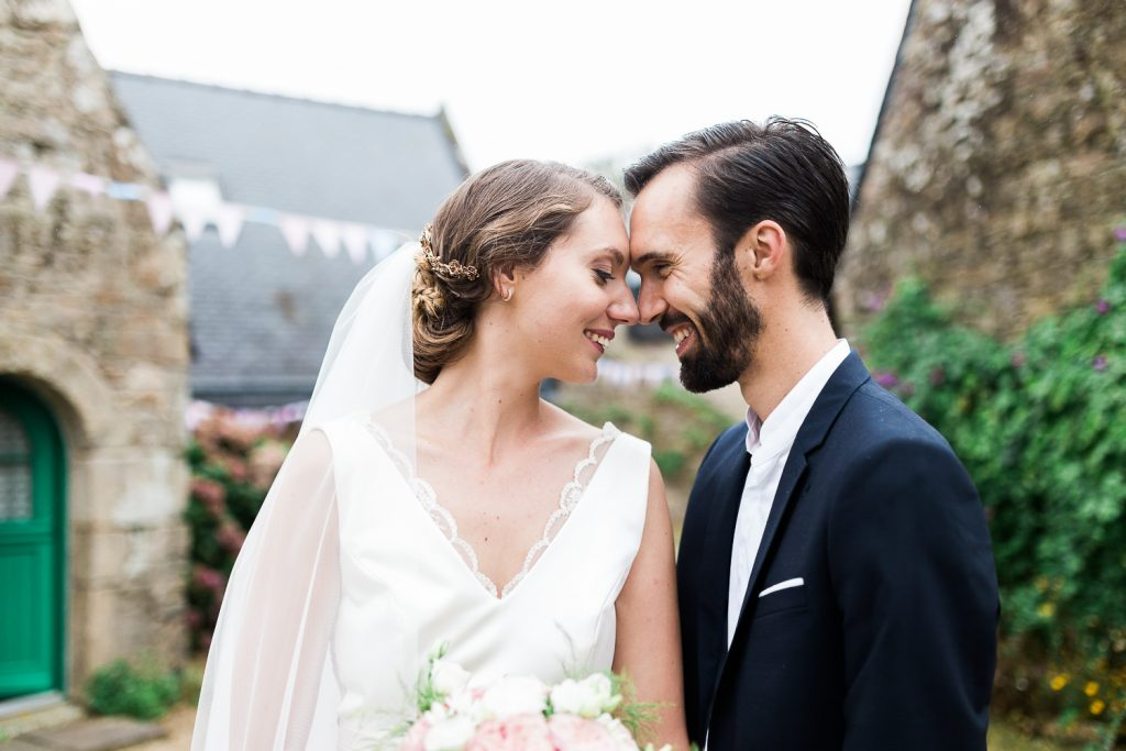 Mariage champêtre chic au village de gîtes de Rémoulin à Nostang dans le Morbihan